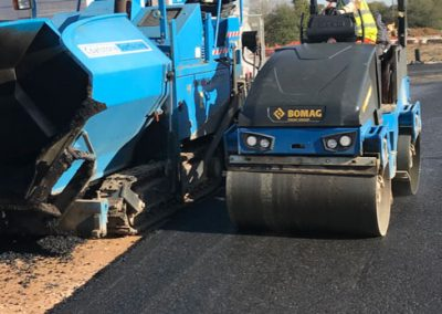 Coatstone-Surfacing-Ammann 350 and roller-2