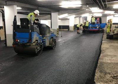 Coatstone-Surfacing-Underground car parking